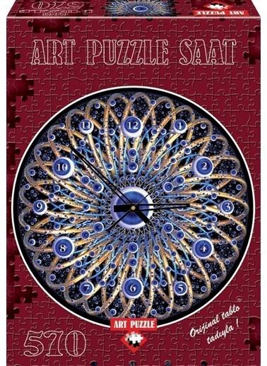 Educa Art Puzzle 570 Parça Saat Gözbebeğim  Renkli